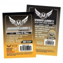 "100 Protectores Mayday Games Magnum Copper ""7 Wonders"""