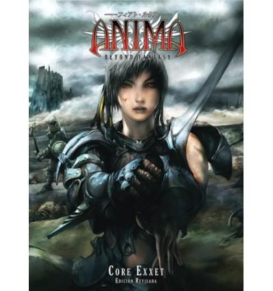 Anima: Beyond Fantasy Core Exxet