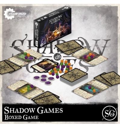 Shadow Games (Inglés)
