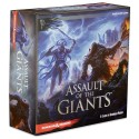 D&D Boardgame: Assault of the Giants