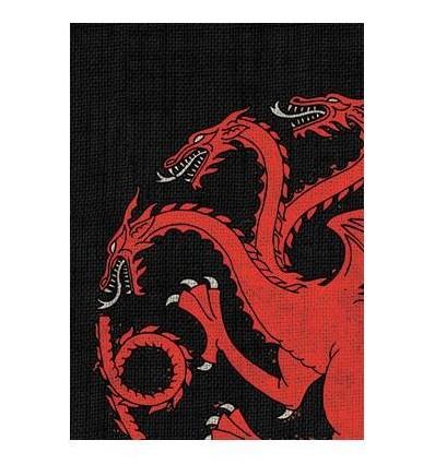 Carta de Resina Casa Targaryen
