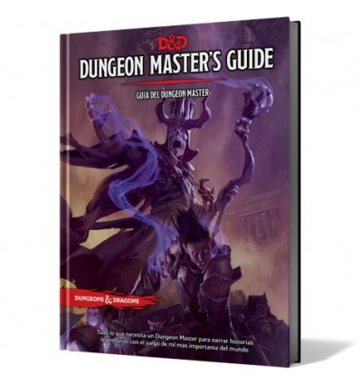Dungeons & Dragons 5ed - Guía del Dungeon Master (D&D)