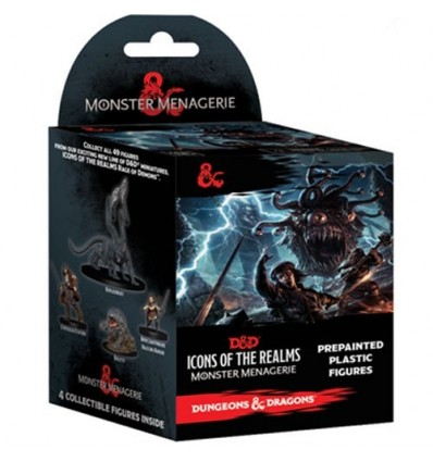 D&D Icons of the Realms: Set 4 - Monster Magagerie 1 Booster Pack