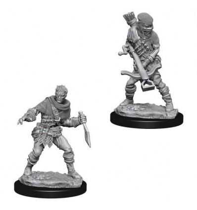 D&D Minis: Wave 4 - Bandits