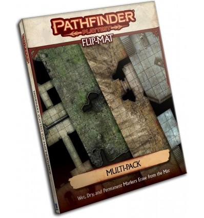 Pathfinder 2e: Playtest Flip-Mat Multi-Pack