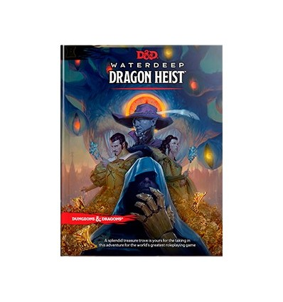 D&D 5th Edition: Waterdeep Dragon Heist