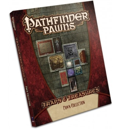 Pathfinder Pawns: Trap & Treasures Pawn Collection