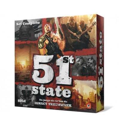 51st State [Set completo]