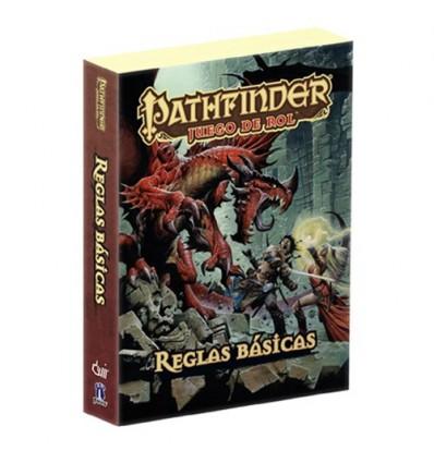 Pathfinder - Reglas Básicas de Bolsillo