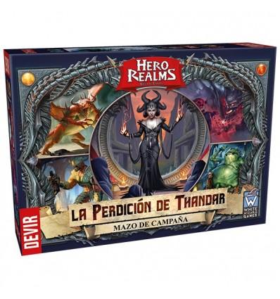Hero Realms: La perdición de Thandar