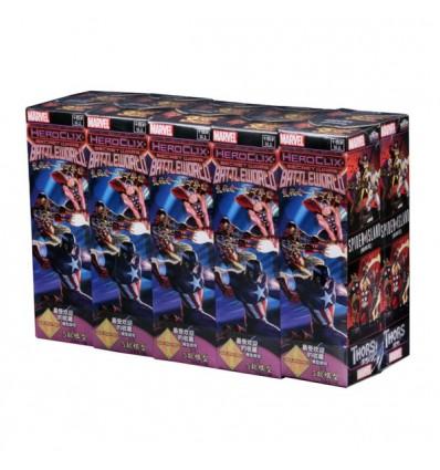 Marvel HeroClix: Secret Wars - Battleworld Booster Brick