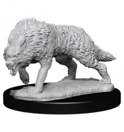 WizKids Deep Cuts™ Miniatures - Timber Wolves