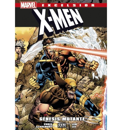 Marvel Excelsior 07: X-Men - Genesis Mutante