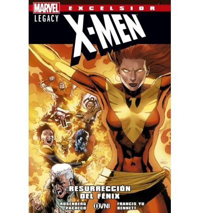 Marvel Excelsior 15: X-Men Resurreccion Del Fenix