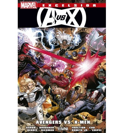 Marvel Excelsior 13: Avengers vs X-Men