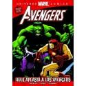 Universo Marvel 02: Hulk Aplasta A Los Avengers