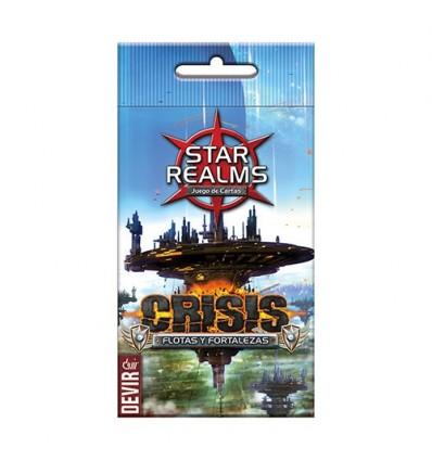 """STAR REALMS: CRISIS """"Flotas y Fortalesas"""""""
