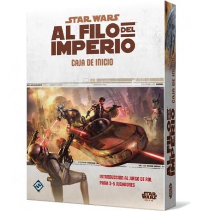 Star Wars RPG Al Filo del Imperio: Caja de inicio