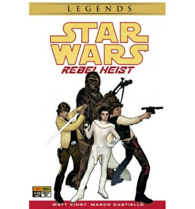 STAR WARS LEGENDS: REBEL HEIST