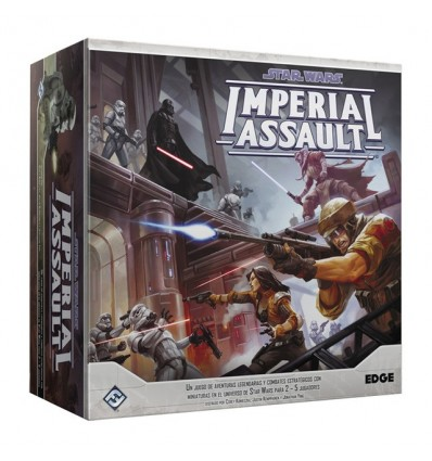 Star Wars: Imperial Assault (inglés)