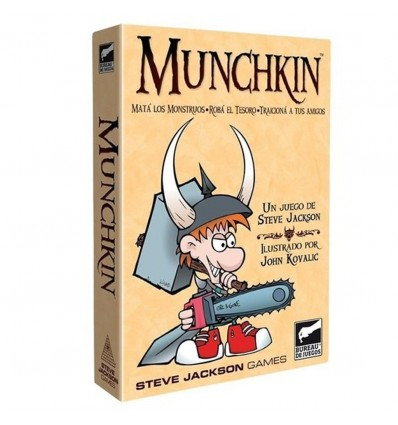 Munchkin [PREVENTA]