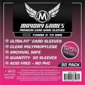 Protectores Square mini Premiun Mayday Games (70x70) x50