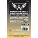 Premium Space Card Sleeve: 61 X 103 MM Space Alert / Dungeon Petz x 50