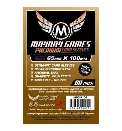 "Premium Magnum Copper Sleeve 65 X 80 MM Sized -""7 Wonders"" x 80"