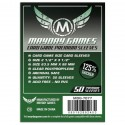 Protectores Premium Card Game Sleeves 63.5 X 88 MM (Dark Green) x 50