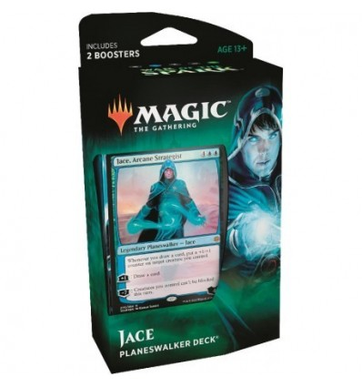 Magic The Gathering Mazo de Planeswalker Jace