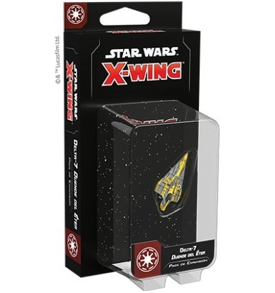 Star Wars X-Wing 2ED Delta-7 Duende Del Éter