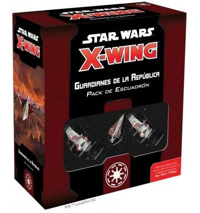 Star Wars X-Wing 2ED Guardianes De La República
