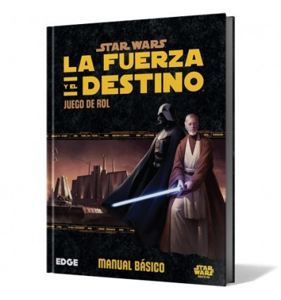Star Wars RPG La Fuerza y el Destino: Libro Base
