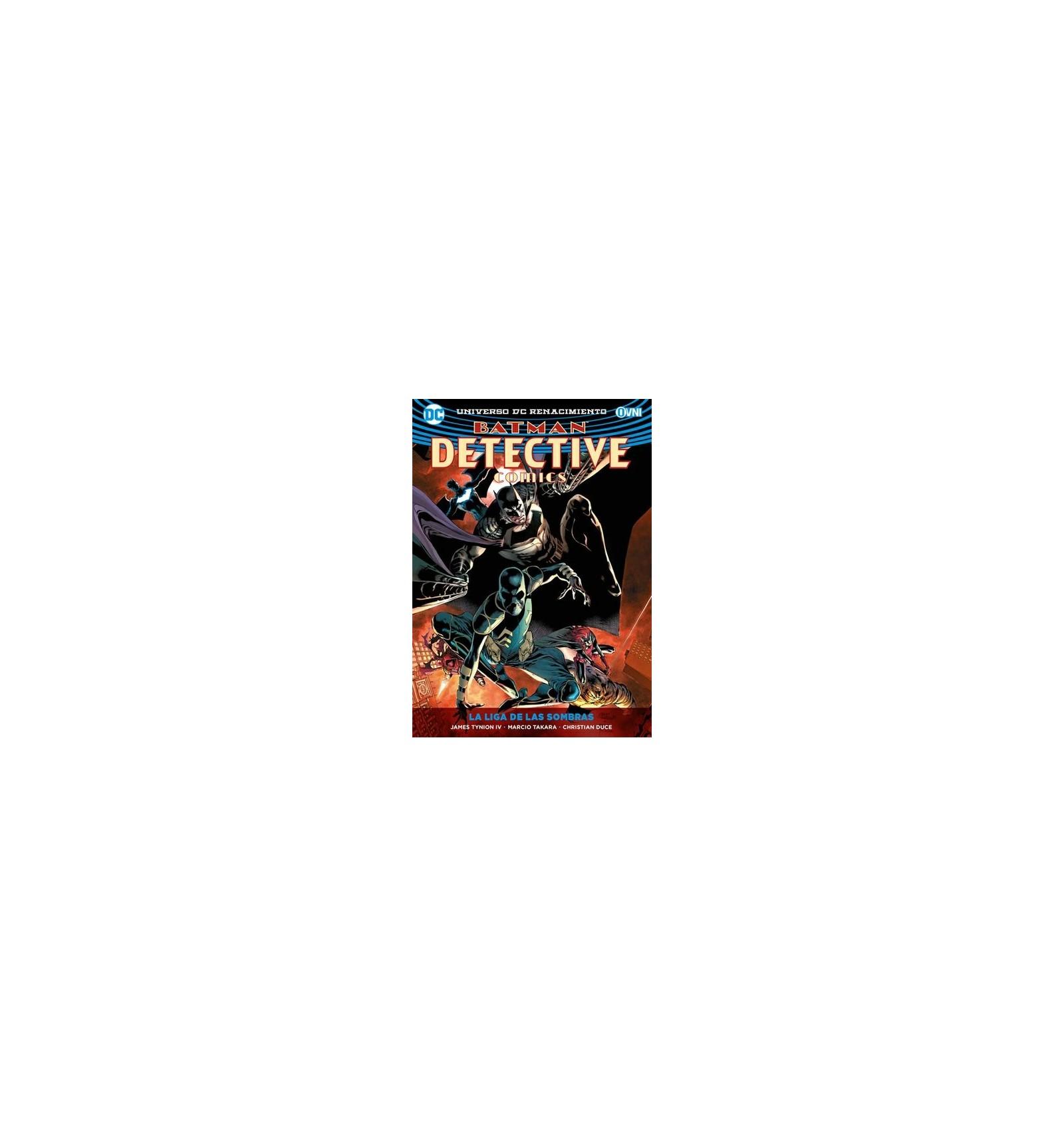 Batman Detective Comics Vol 03 La Liga De Las Sombras