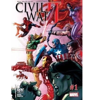 Civil War Ii 01 **Re**