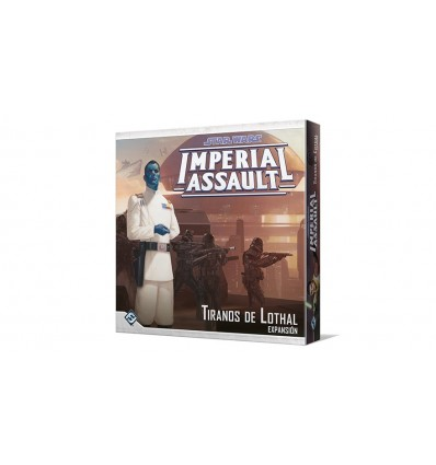 Star Wars Imperial Assault Tiranos de Lothal