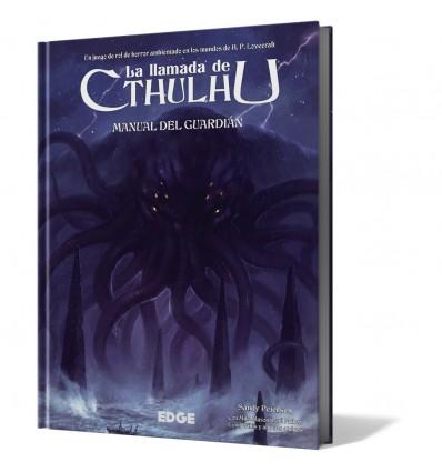 La Llamada de Cthulhu 7 Edición Manual Del Guardián