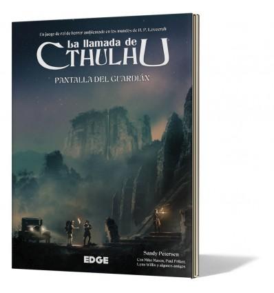 La Llamada de Cthulhu 7 Edición Pantalla del Guardián