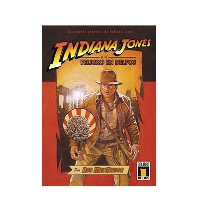 Indiana Jones Peligro En Delfos