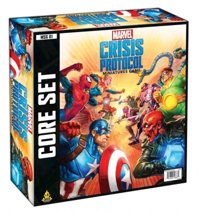 Marvel Crisis Protocol Miniatures Game Core Set (Ingles)