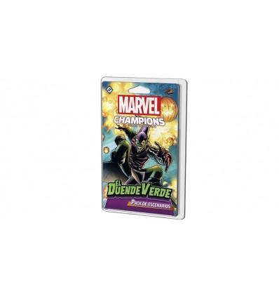 El Duende Verde: Marvel Champions Packs de escenarios