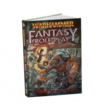 Warhammer – Juego de Rol de Fantasía