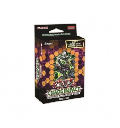 Yu-Gi-Oh! TCG – Chaos Impact – Special Edition