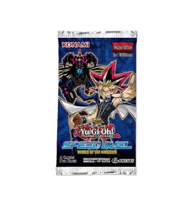 Yu-Gi-Oh! TCG – Speed Duel: Trials of the Kingdom – Sobres