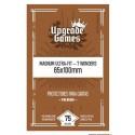 Protectores de cartas Magnum Ultra-Fit - 7 Wonders 65x100mm (75u) Sleeves Upgrade Games
