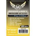 Protectores Mini USA Americano Mayday Games (41x63) x100