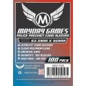 """Police Precinct"" Card Sleeves Mayday Games - Ultra Fit (63.5x92mm)"
