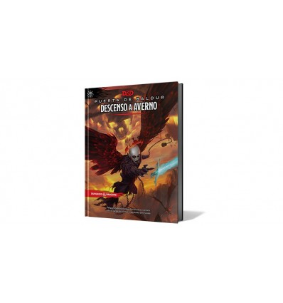 Dungeons & Dragons 5ed: D&D 5e Descenso a Averno