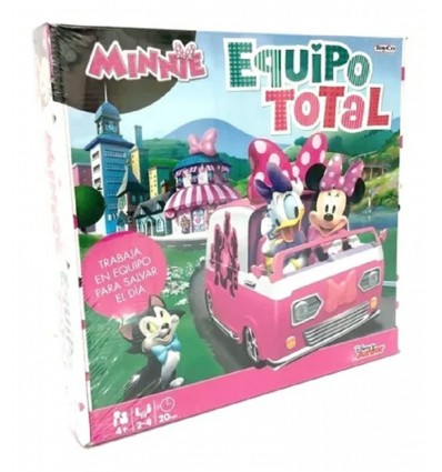 MINNIE EQUIPO TOTAL