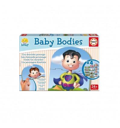 PUZZLE BABY BODIES
